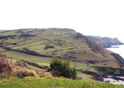 A Bronze Age field near Gara Rock