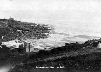 Branksea near Lannacombe September 1927