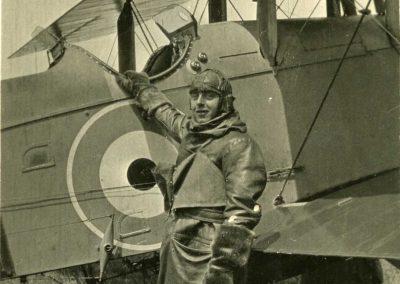 MF RNAS East Prawle unknown pilot WW1