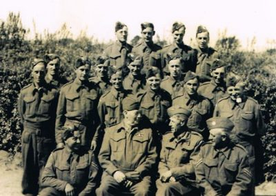 East Prawle Home Guard (1) WWII