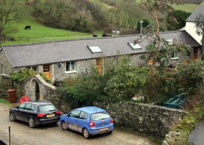 Stable Barn Lower House Farm modernised