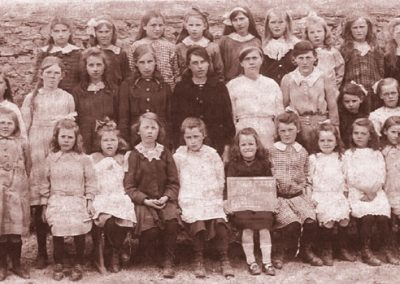 East Prawle School 1922