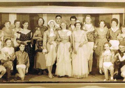 RAF pantomime: Cinderella 1955