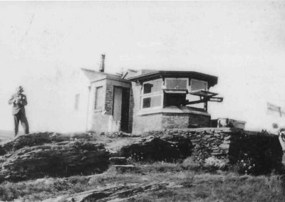 The War Signal Station in 1922