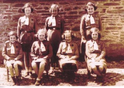 Girl Guides, 1930s