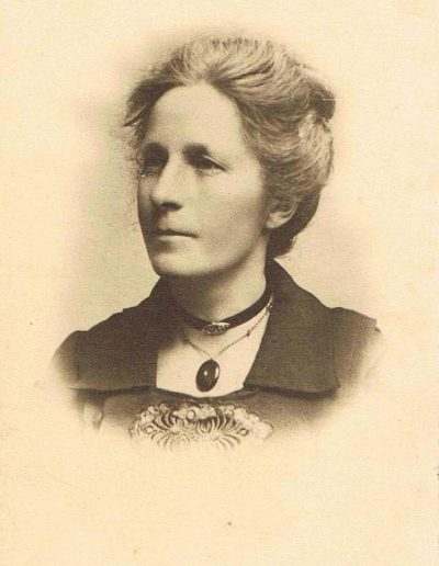 Caroline Langdon, school teacher, East Prawle 1895-1930
