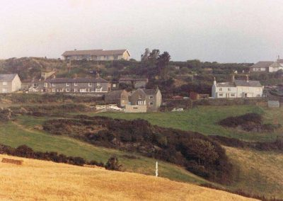 "Original coastguards (built c 1823) Down ""New Houses"", pre 2003-4"