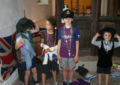 Open Day at the Dressing up box