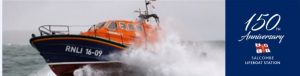 22 October 2019 Roger Barrett's talk on 150 years of Salcombe lifeboats