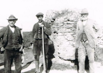 John Hannaford, Jack Hannaford, Ned Wood