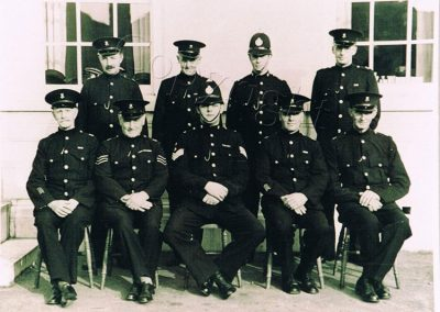 The Special Police (WW)