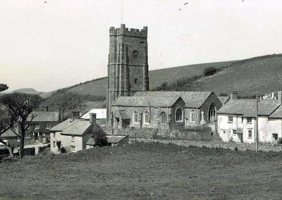 Chivelstone St Sylvester's Church 1960s