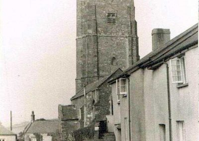 Chivelstone St Sylvester's Church 1950s
