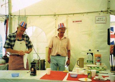 Prawle Fair, Matthew James and Tim Martin, 2002