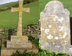 Marana wreck 1892 gravestones