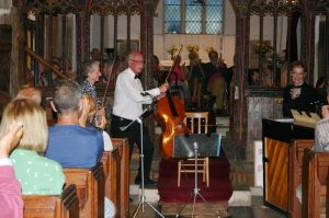 Ask Park Trio, Chris Vanderspar, Helen Simon, Helen Ireland