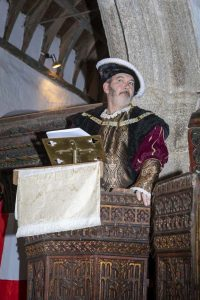 Mummers Play 6 January 2020 Henry VIII