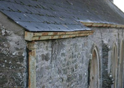 Defects: Gutters and downpipes