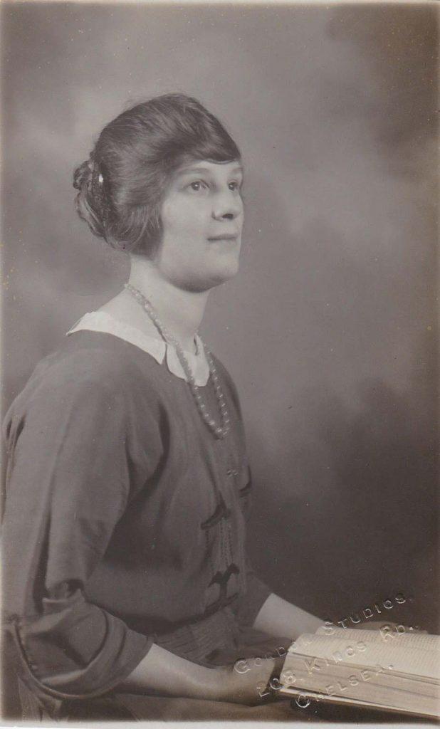 Mary Ann Phillips Bloomfield (Graham White's grandmother)