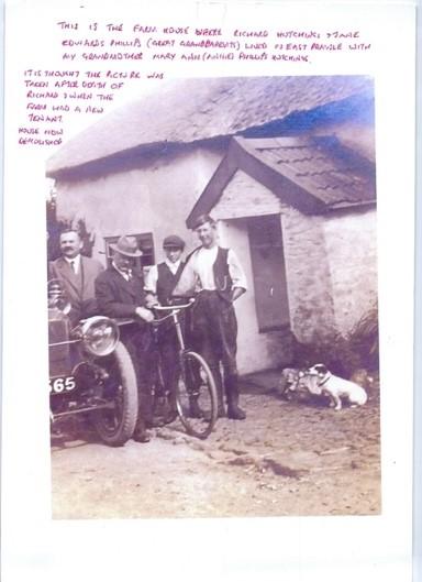 Torrings-Sullock Farm House East Prawle