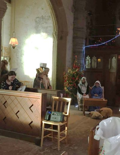 Nativity with the Kings