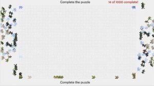 Virtual Jigsaw Puzzle as fundraising