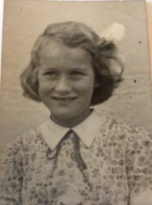 Hazel Roberts, Brenda's sister